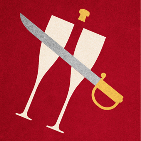 Chapter IV – Sabring Champagne