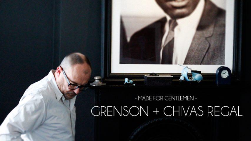 Tim Little Presents Chivas 12 'Made for Gentlemen