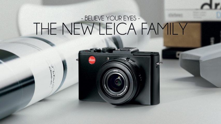 The New Leica Range
