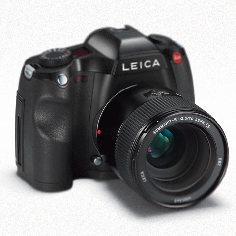 New Leica S