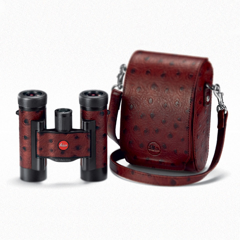 Leica Ultravid 8×20 and 10×25 Edition Binoculars