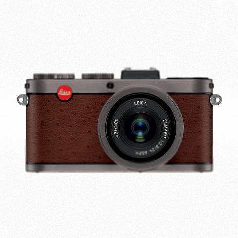 À La Carte: Leica X2