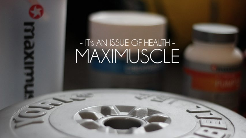 It's an Issue of Health: Maximuscle Lean Definition