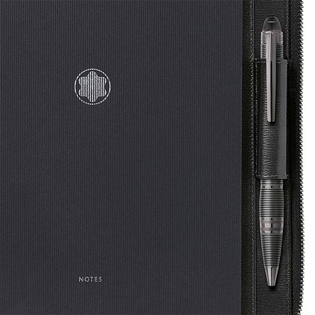 Montblanc Black Mystery Notebook