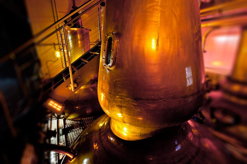 The Art of Whisky Creation