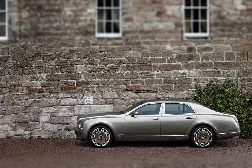 Mulsanne Grand Tourer by Bentley Motors
