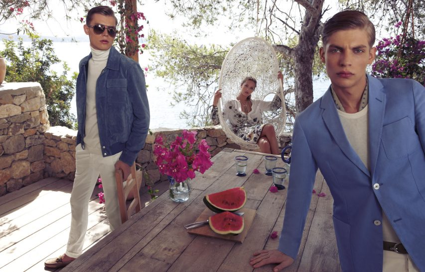 Gucci Men's Cruise Collection 2013