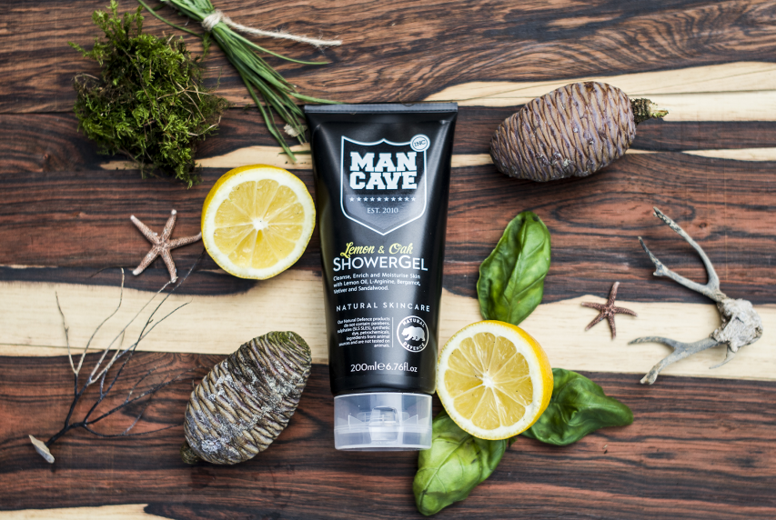 Honest & Effective: ManCave Natural Grooming