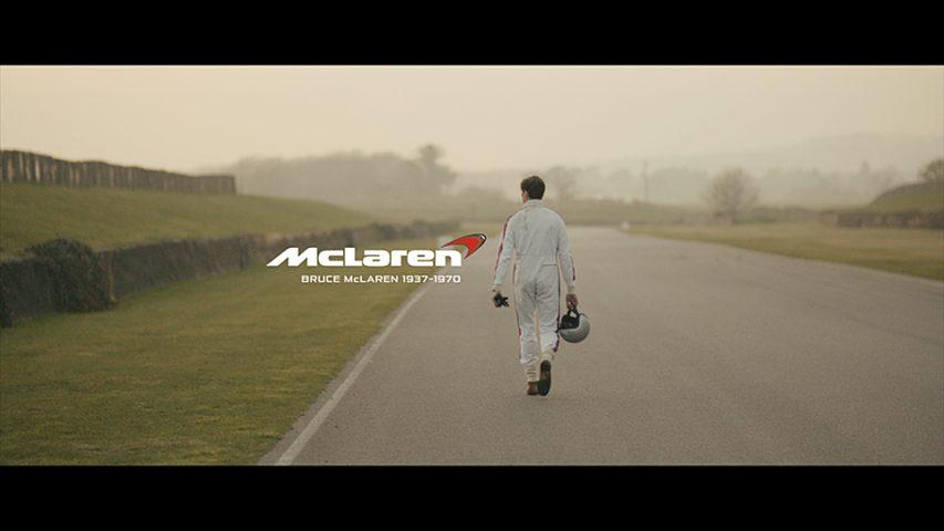 McLaren 50 – Courage