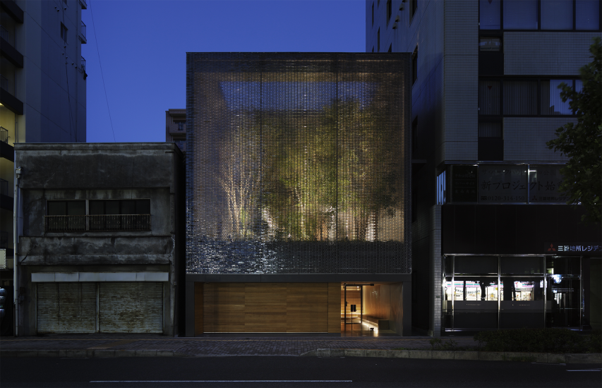 Hiroshi Nakamura & NAP: Optical Glass House