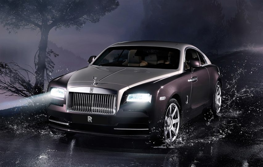 Rolls-Royce Motor Cars present WRAITH: Performance & Function