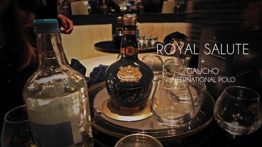 Royal Salute + Gaucho International Polo