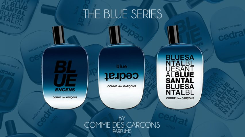 Blue Series by Comme des Garcons Parfums