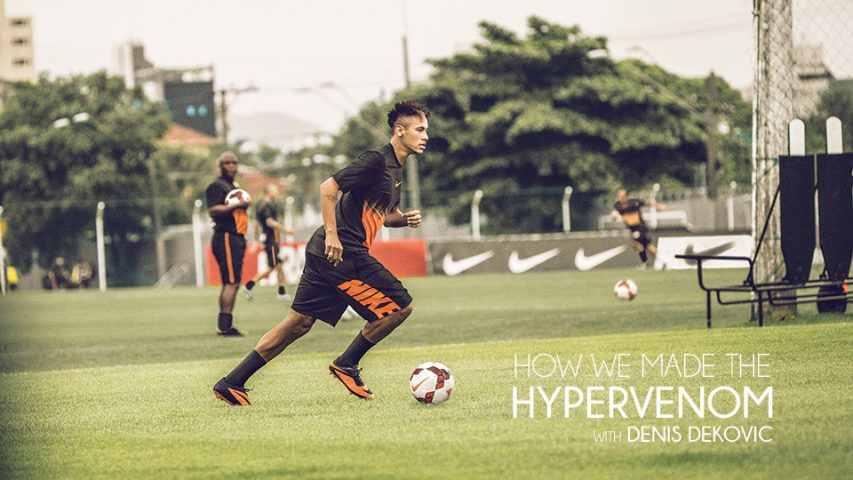 Denis Dekovic Interview: How we made the Nike HyperVenom