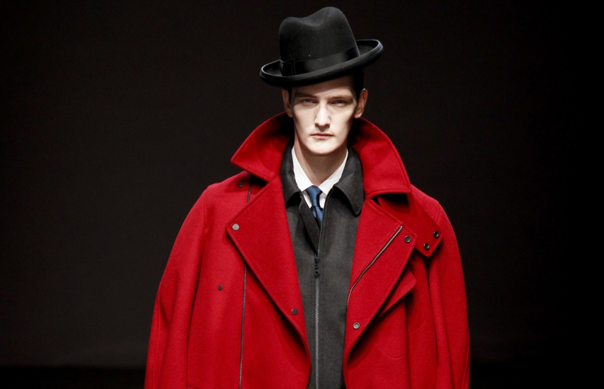 London Collections: Men AW '14