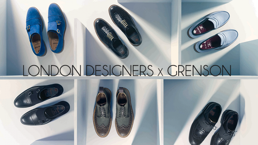 Mr Porter | London Designers x Grenson Exclusive Shoe Collection