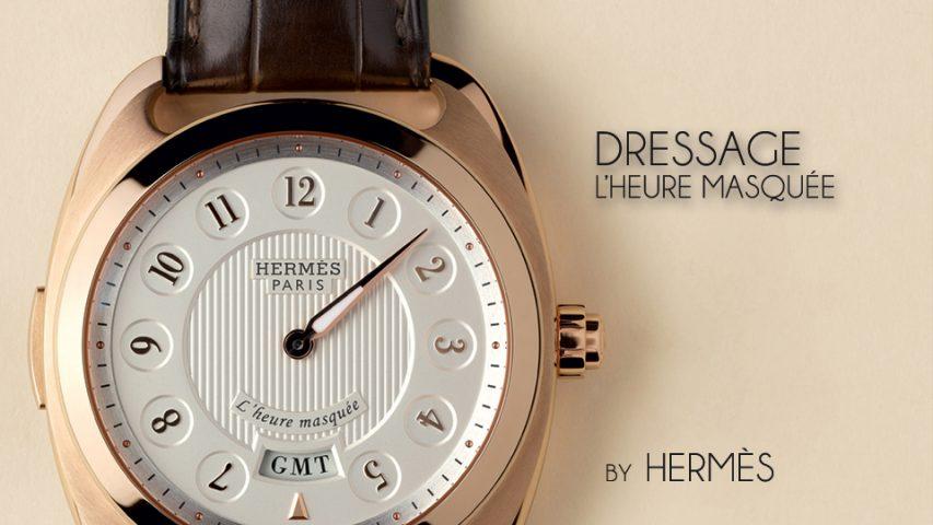 Hermès: Dressage L'heure masquée