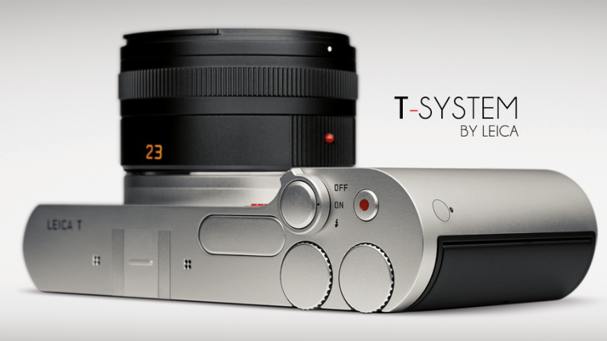 Revolutionary: Leica T-System Camera