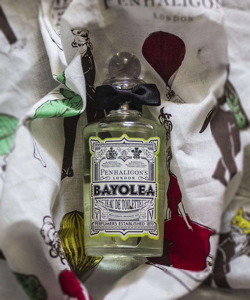 Penhaligon's Bayolea: Grooming Regime