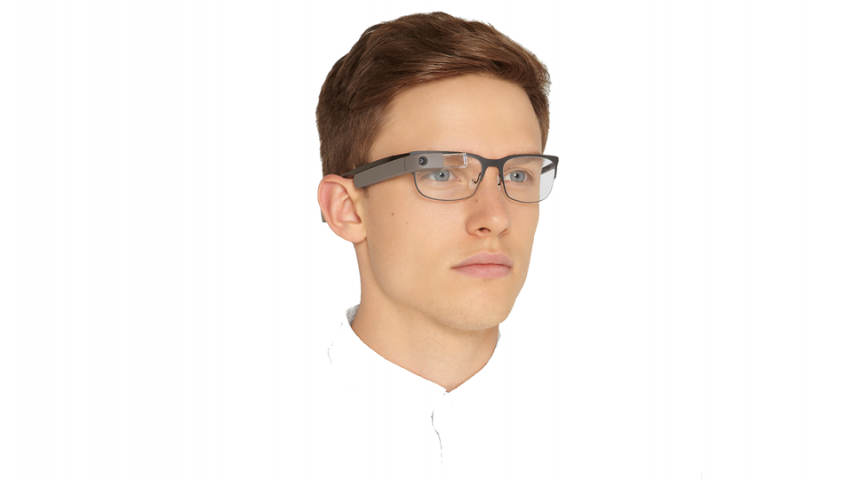 Mr Porter + Google Glass UK: The Titanium Collection