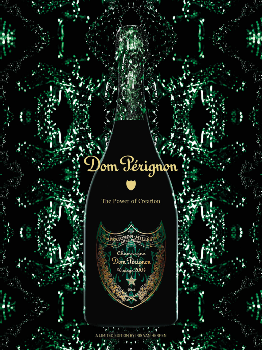 Dom Pérignon Vintage 2004 + Iris van Herpen