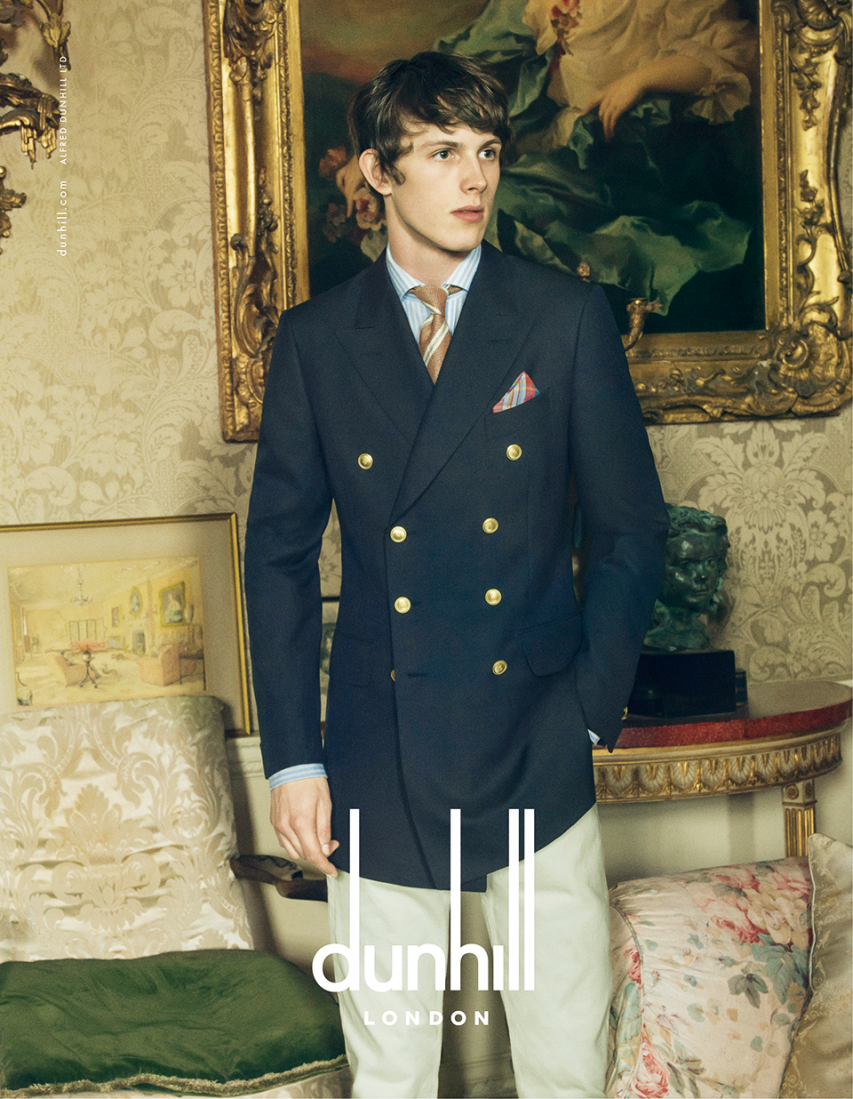 Dunhill Spring Summer 2015 Campaign