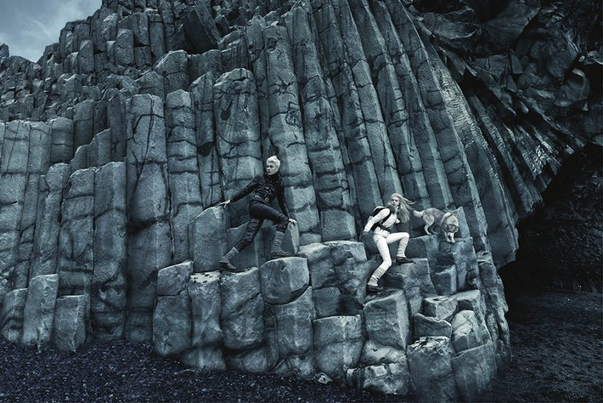 Moncler: Fall/Winter '15 Campaign