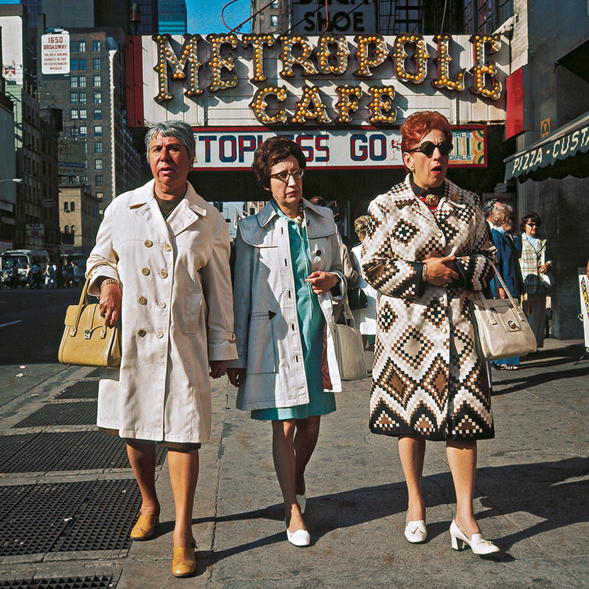 Street Style: Sepp Werkmeister captures New York in the '60s