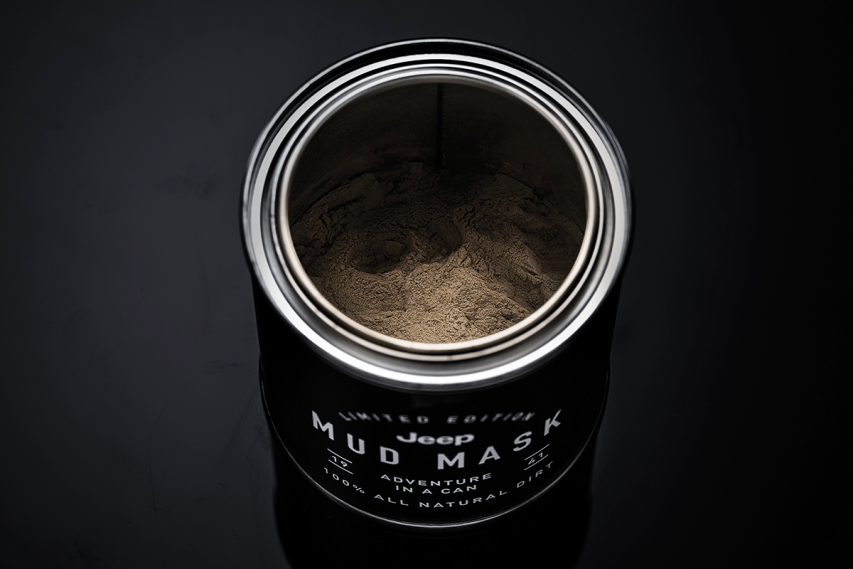 Limited Edition Mud Mask by Jeep