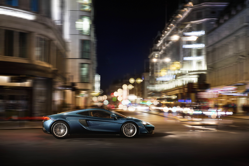 The 570GT by McLaren Automotive