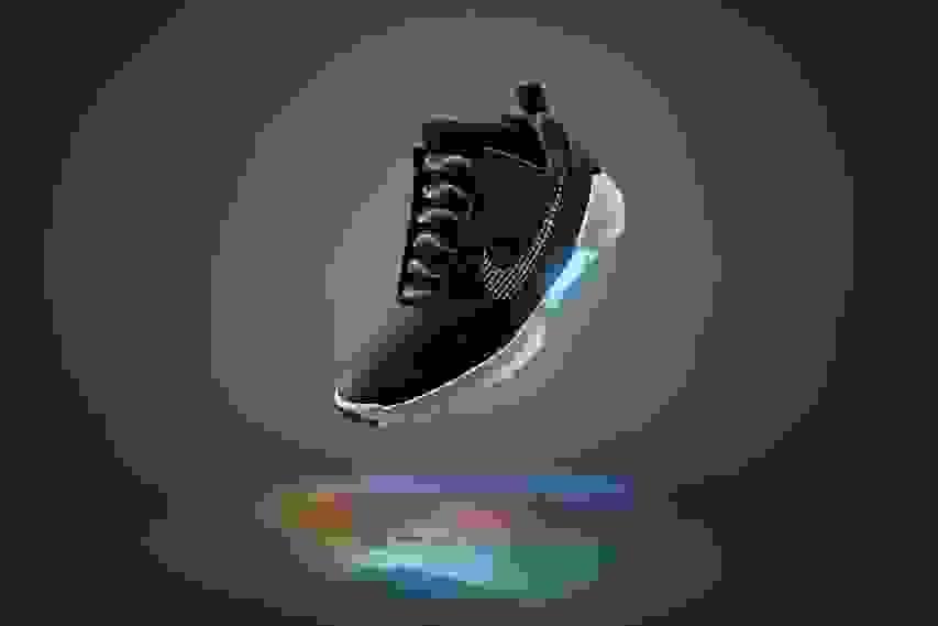 Innovation: Nike HyperAdapt 1.0