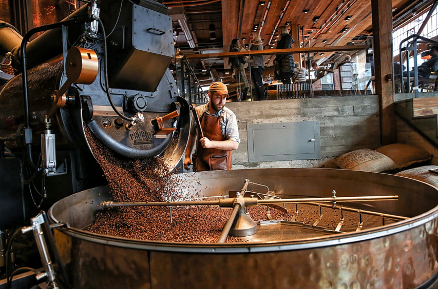 Starbucks Reserve Roastery & Tasting Room New York