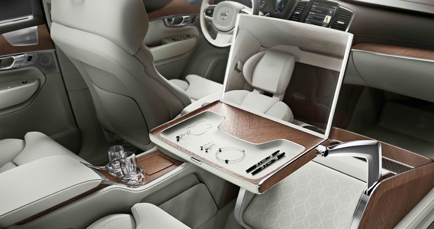 Volvo S90 Excellence: Redefining space