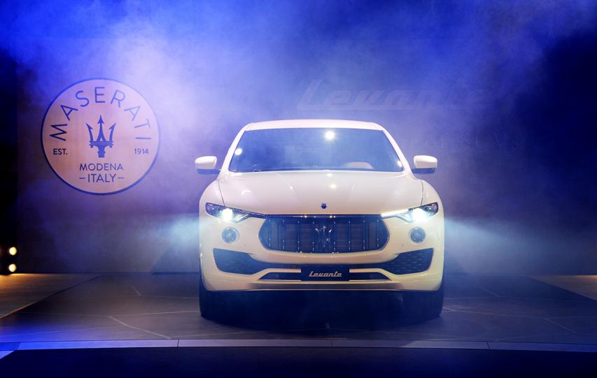 Levante by Maserati