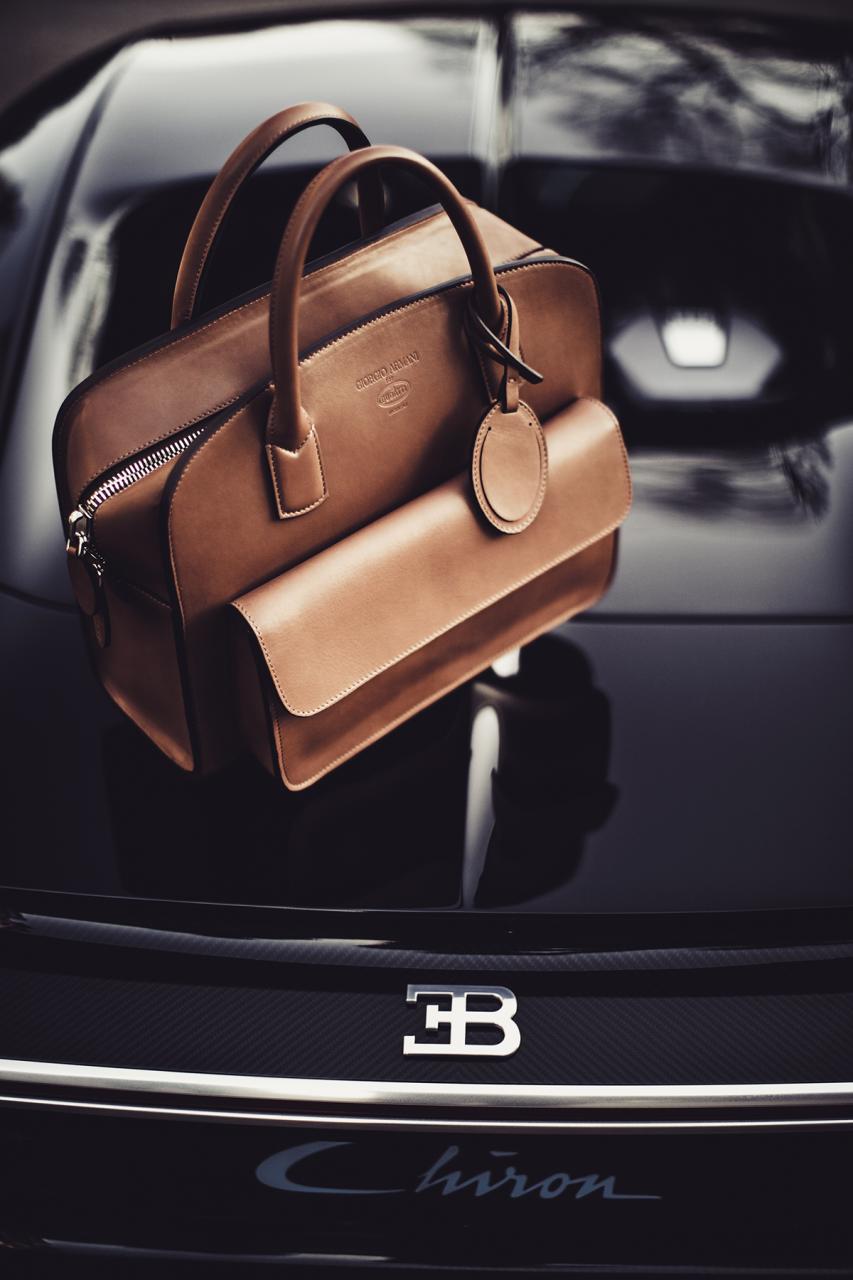 Giorgio Armani x Bugatti