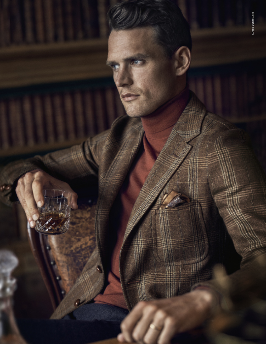 Alfred Dunhill Autumn Winter 2016