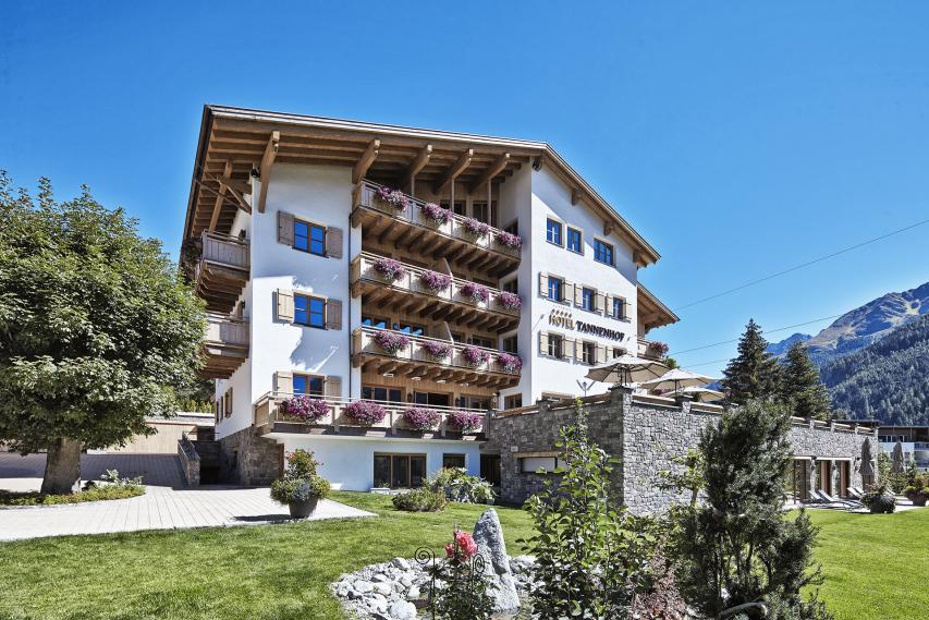 The Mountain Way | HOTEL TANNENHOF