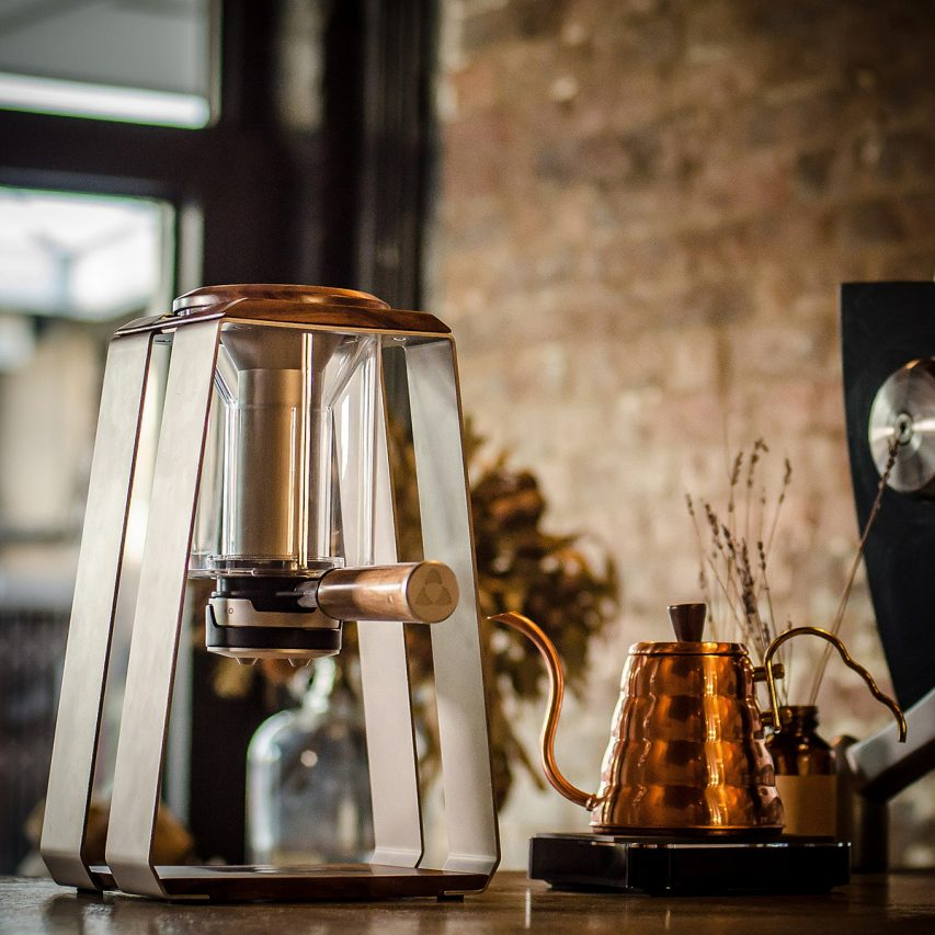 The Trinity ONE: Coffee brewing reinvented