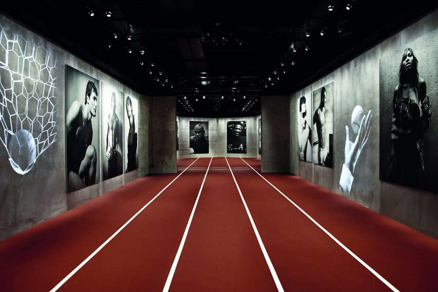 Giorgio Armani   Emotions Of The Athletic Body