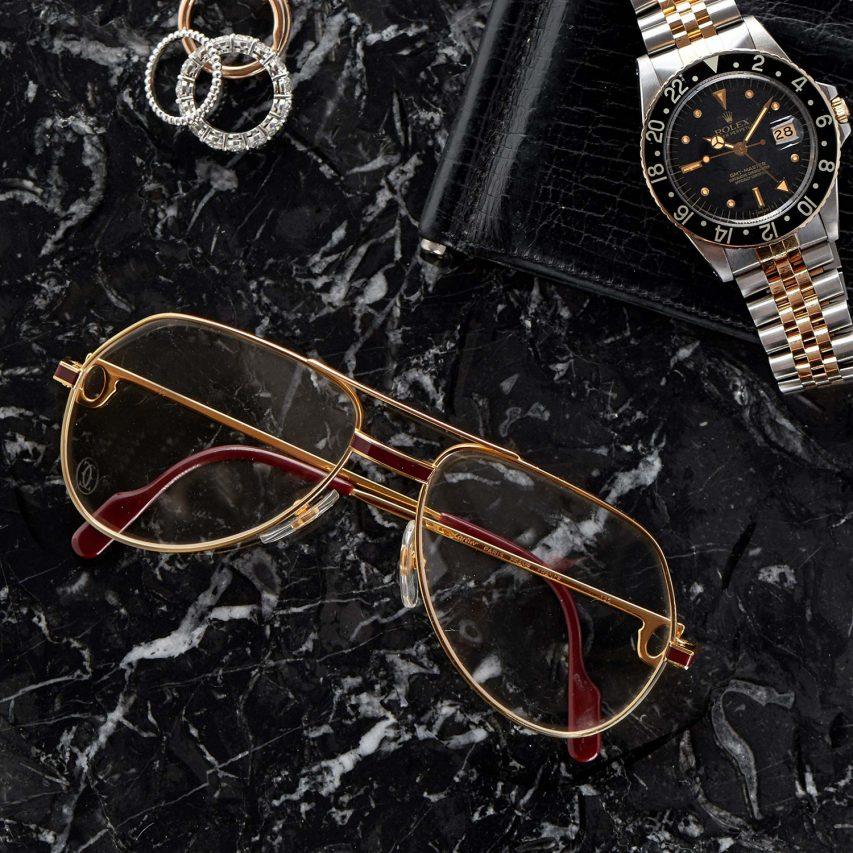 Cartier x Hodinkee | Vintage Glasses