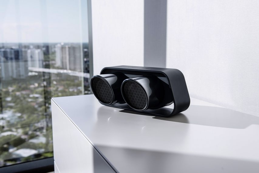 The 911 Speaker by Porsche Design