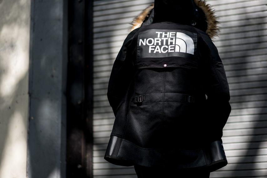 The North Face® + Comme des Garçons