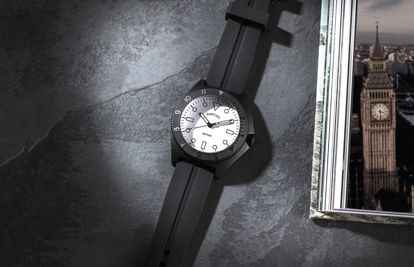 The Bamford Mayfair by Bamford Watch Department