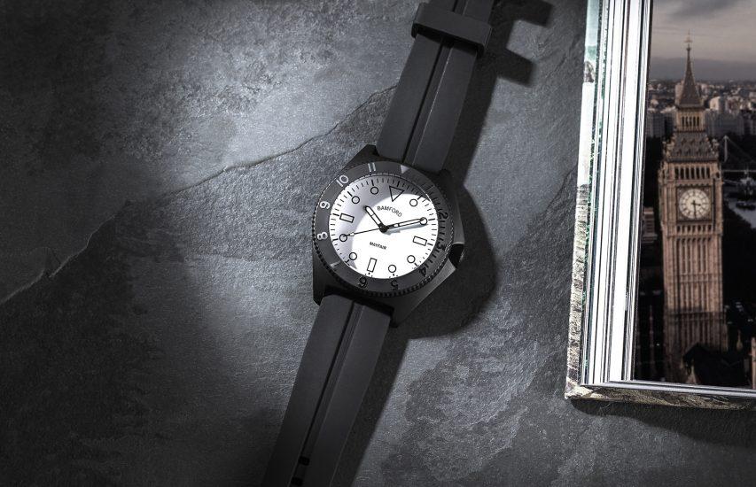 The Bamford Mayfair by Bamford Watch Department
