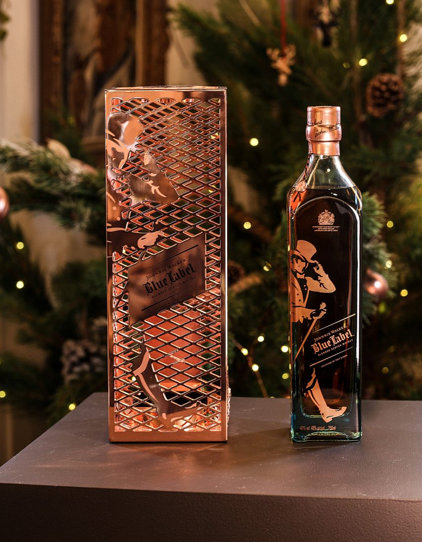 Johnnie Walker + Tom Dixon