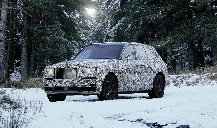 CULLINAN | The new Rolls-Royce SUV