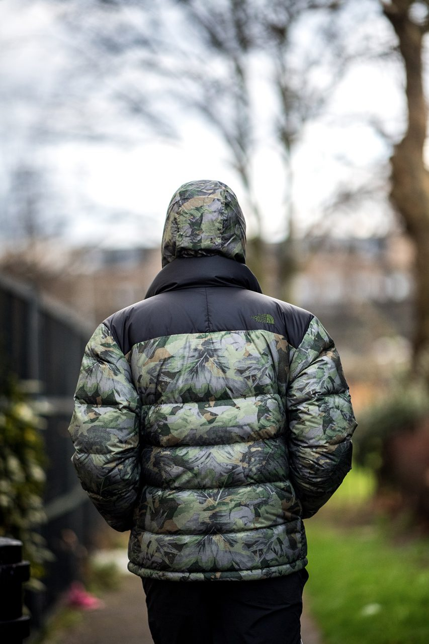 The North Face | Tropical Camouflage