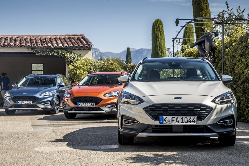 Ford Focus Active | A Different A'Zur