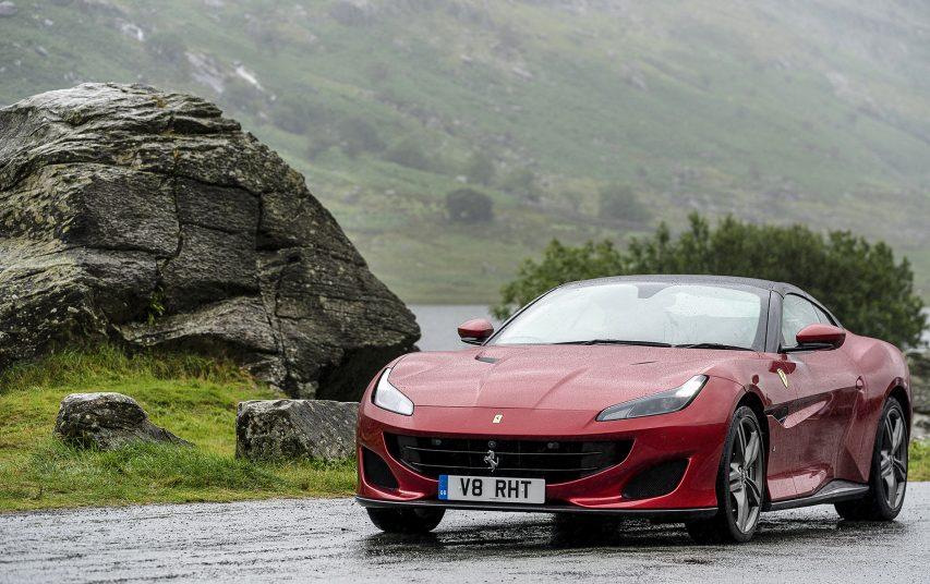 DRIVEN | Ferrari Portofino x Portmeirion