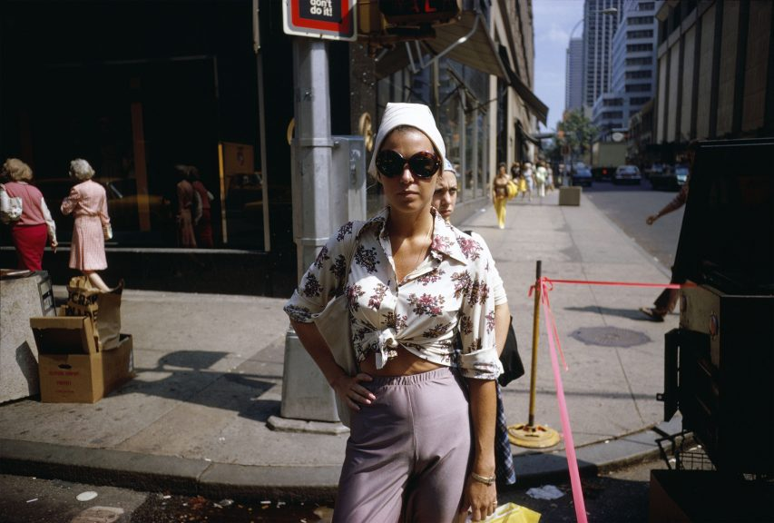 JOEL MEYEROWITZ | The Everyday Chaos of Ordinary Life